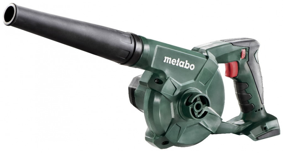 Akutoitel universaal-/lehepuhur AG 18, ilma aku ja laadijata, Metabo