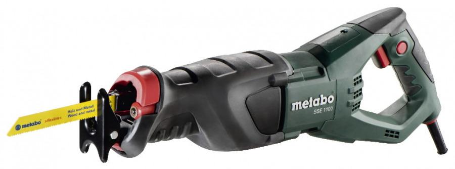 Švytuoklinis pjūklas SSE 1100, Metabo