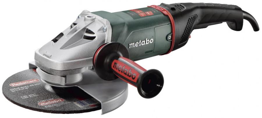 Kampinis šlifuoklis WE 24-230 MVT, Metabo