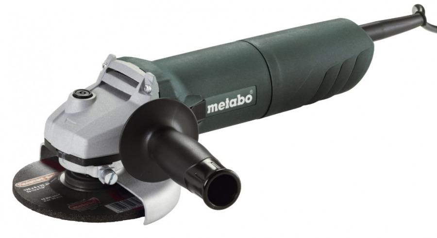 Nurklihvija W 1080, 125 mm, Metabo
