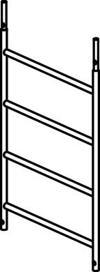 Rėmas kopetinis, 4 pakopos, Hymer