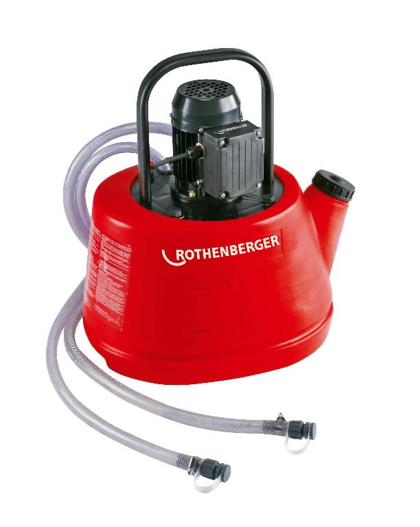 lubjasette eemaldamise pump ROCAL 20 manuaalne, Rothenberger