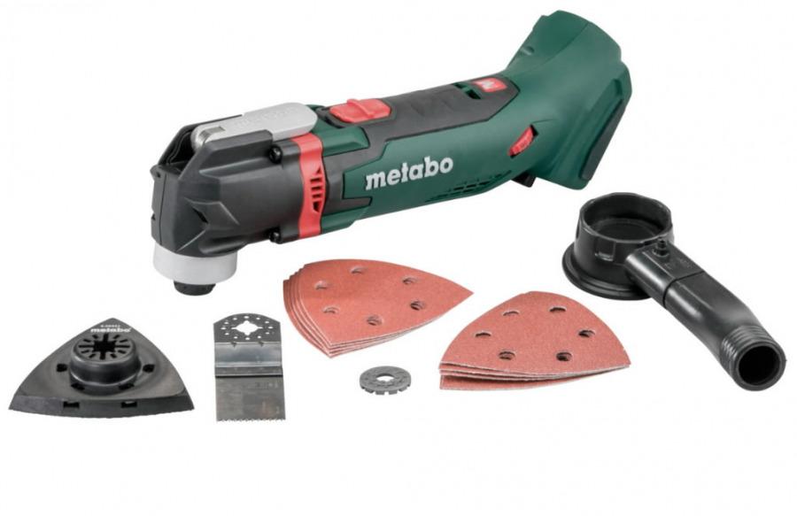 Multitööriist MT 18 LTX, ilma aku ja laadijata, Metabo