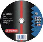metallilõikeketas 300x3,5x25,4 A24N BF, Metabo