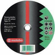 Kivilõikeketas 300x3,5x22, C24NBF, Metabo