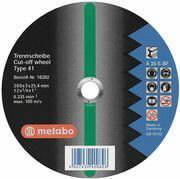 metallilõikeketas 400x4,0x25,4, A30S, Metabo