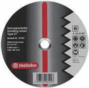Aliuminio šlifavimo diskas125x6x22 A36M, Metabo
