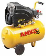 Kompresorius stūmoklinis AMICO 25-2450-LD-2M, Fini