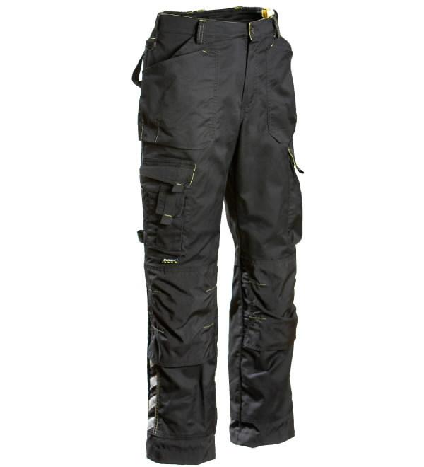 Darbinės kelnės  620, juoda, Dimex