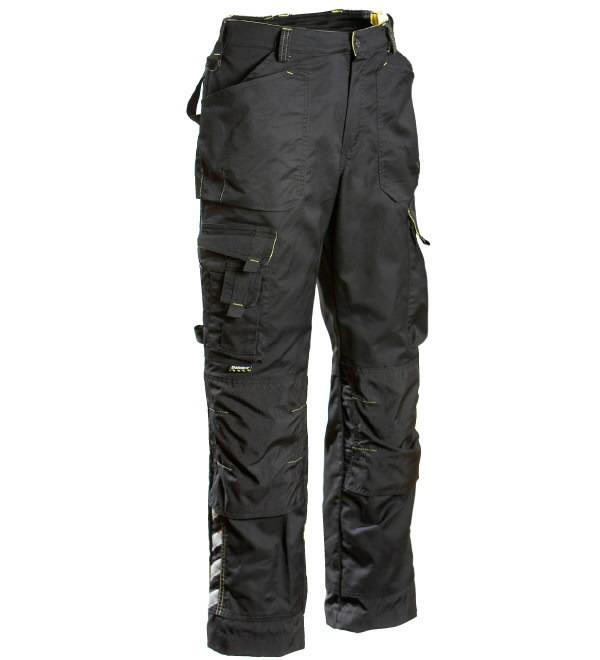 Kelnės  620 black   +5cm 56, Dimex