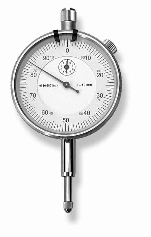 Indikatorius 621 0-10/0,01mm, Scala