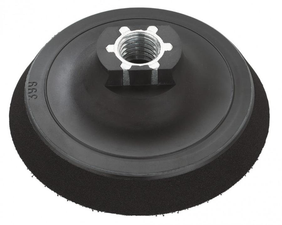 poleer-ja lihv alusketas 173 mm, Velcro, Metabo