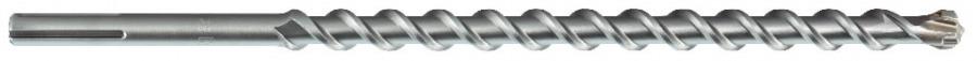 Grąžtas SDS max Pro 4 45x520 mm, Metabo