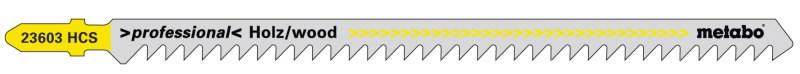 Pjūkliukas 4x150 HSS (pak 5) medziui, Metabo
