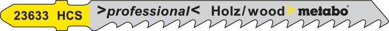 Pjūkliukas 4.0x75 HCS (pak 5), Metabo