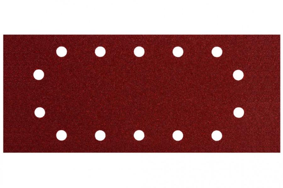 10 Sanding sheets P 120 115x280 mm, Metabo