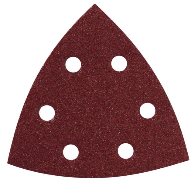 Šlif.pop.trikampis P80 (pak 25)