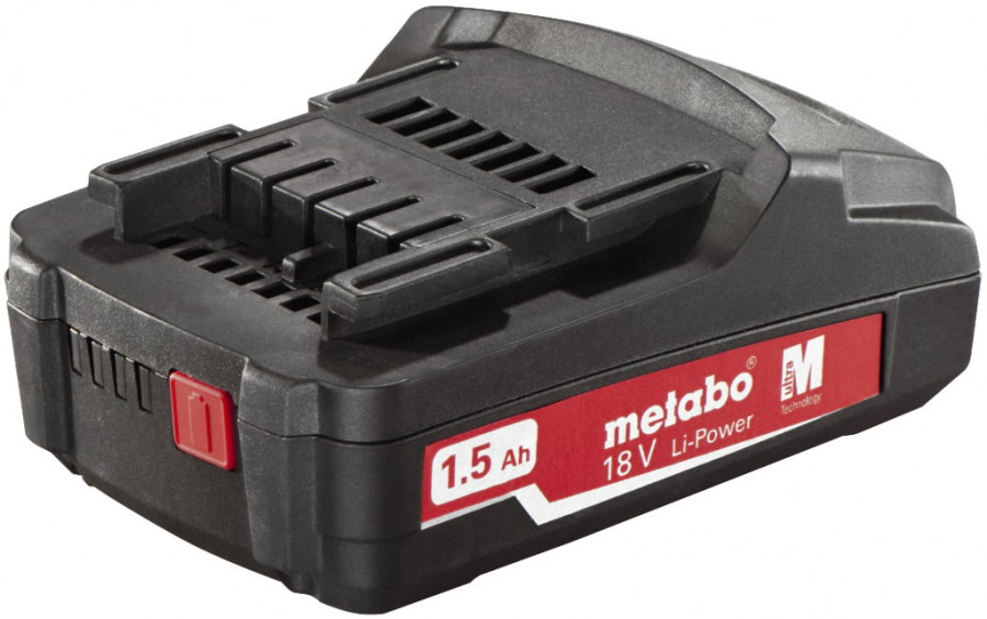 Aku 18V / 1,5 Ah, Li Power Compact, Metabo