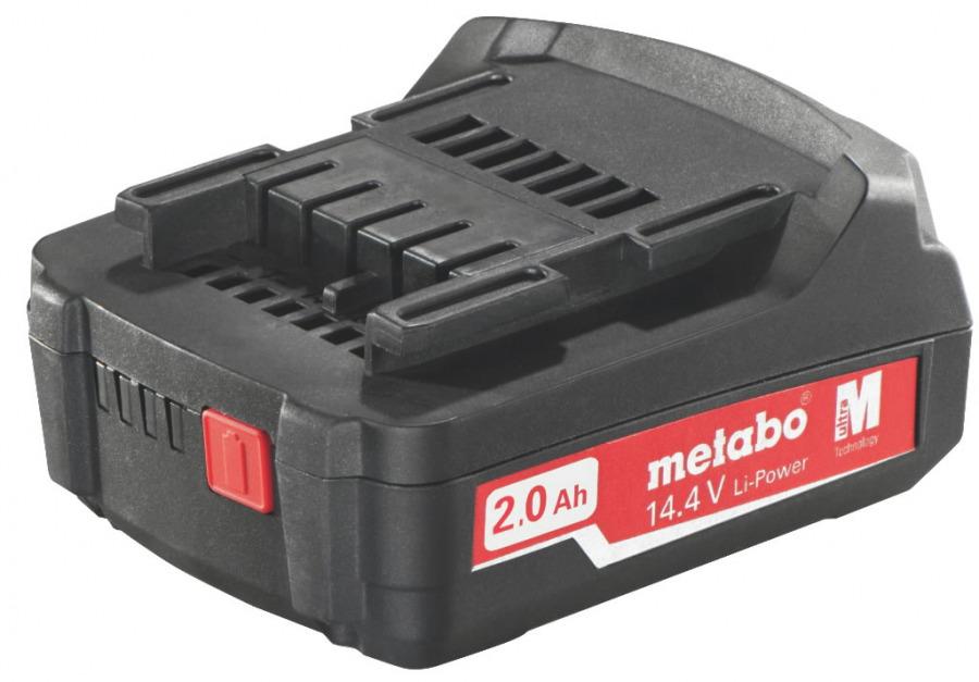 Akumuliatorius 14,4V  2,0 Ah Li Power Compact, Metabo