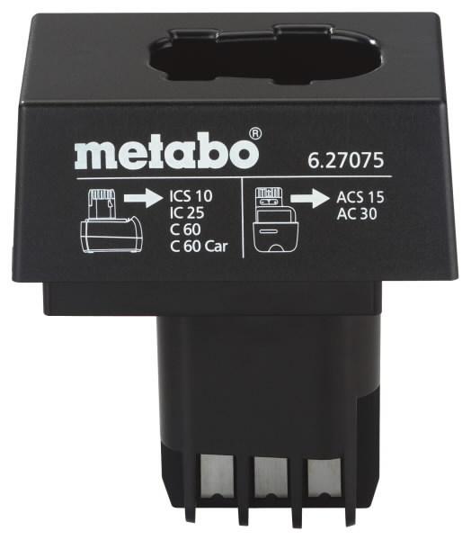akulaadija adapter BS/BST tüüpi akude, Metabo
