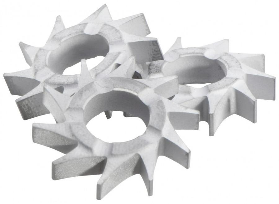 Varuterad lõikepeale, painutatud (15 tk). RF 14-115, Metabo