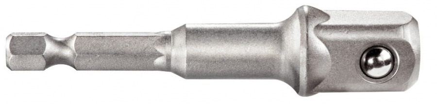 "Adapter ¼"" hexagon to E6.3 / ½  square, Metabo"