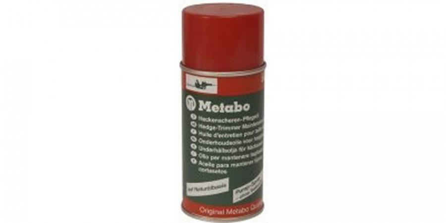 Puhastus- ja määrdeõli hekipügajale, Metabo