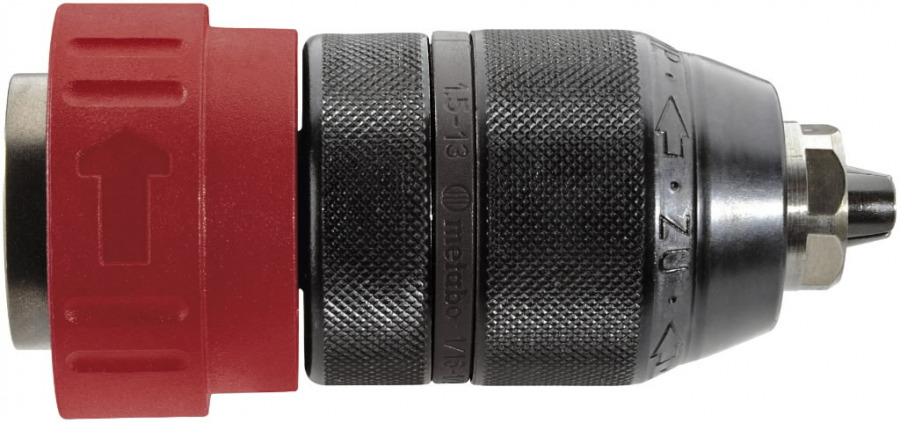 Griebtuvas KHE 3251/ KHA 36 LTX / 1,5 - 13 mm, Metabo