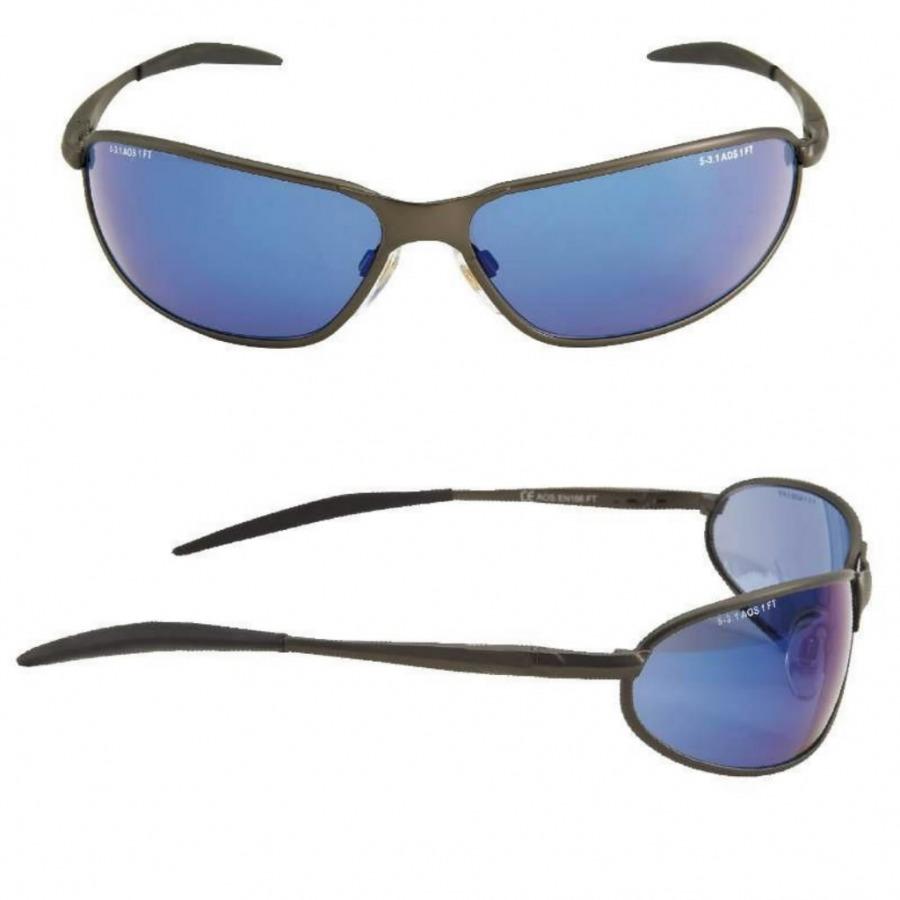 Kaitseprillid Marcus Grönholm sinine peegel 714620000, 3M