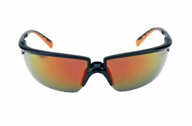 Apsauginiai akiniai SOLUS Red Mirror 71505-00006M, 3M