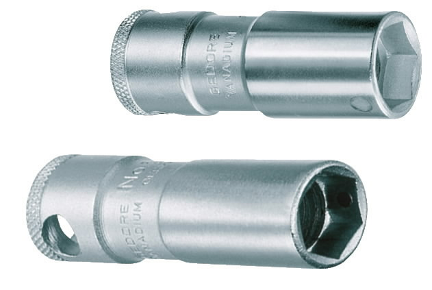 küünlapadrun1/2 16mm 54MH magnetiga, Gedore