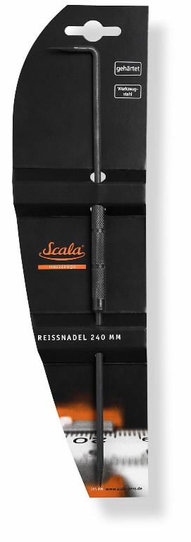 Märknõel mudel 637 2-tera/ 240mm, Scala