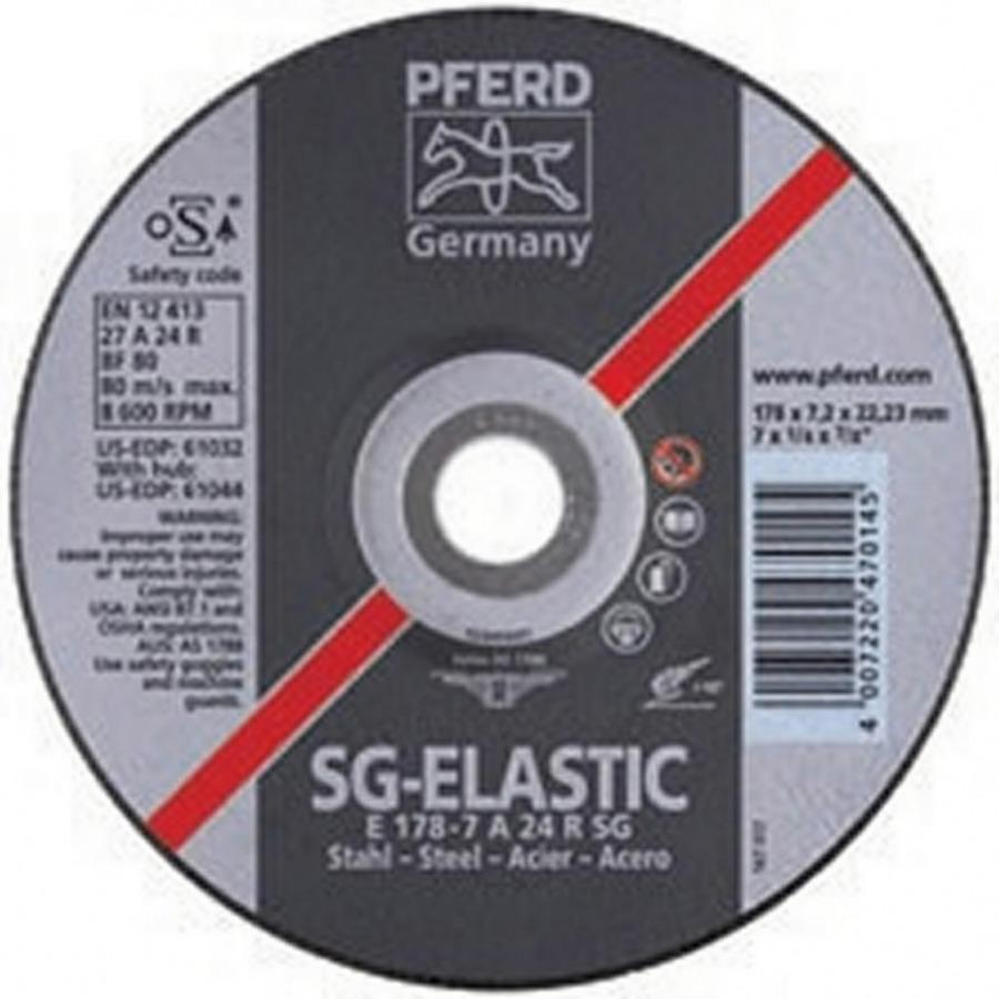 Šlifavimo diskas 150x7,2x22 A24R SG-E, Pferd
