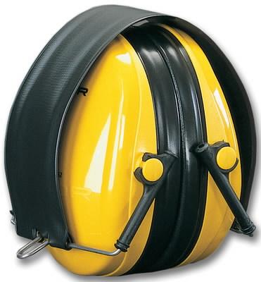 Kõrvaklapid kokkuvolditav H510F-404-GU Optime I, 3M