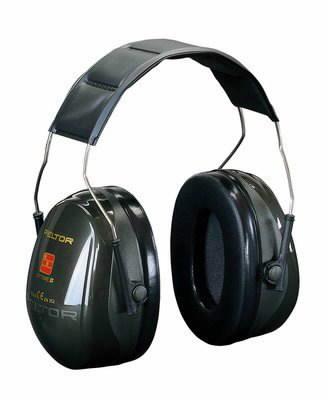 Ausinės OPTIME II CE (H520A407GQ) , SNR 31dB XH001650627, 3M