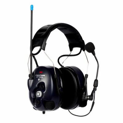 Kõrvaklapid kommunikatsiooniga WS LiteCom MT53H7A4410WS5 XH0 XH001677026, 3M