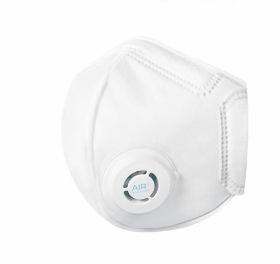 Respiratorius su vožtuvu AIR+ FFP2, Paftec
