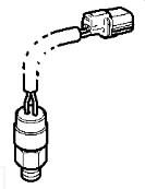 Daviklis alyvos slėgio, hidraulinės sistemos, JCB