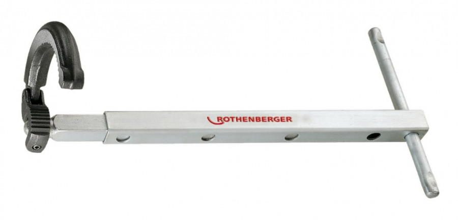 Telescopic Basin Nut Wrench, Rothenberger