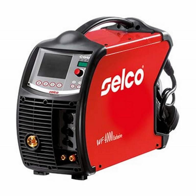 etteandemehhanism WF4000 EXCLUSIVE, Selco