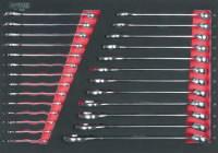 lehtsilmusvõti kmpl 26-osa 1/1 moodulis, KS Tools