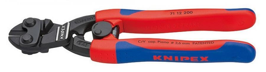 poldikäärid 200mm COBOLT Comfort käepide lukusti ja vedruga, Knipex