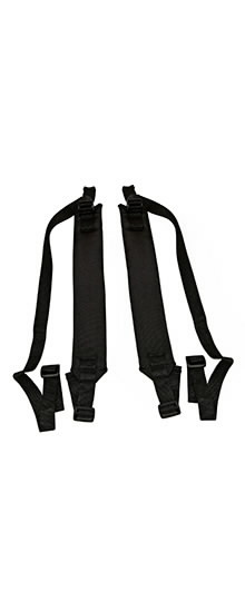 PAIR OF CARRYING STRAPS CPL., Mesto