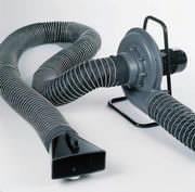 ventilaator  2400m3/h MOBIFLEX 100-NF, Plymovent