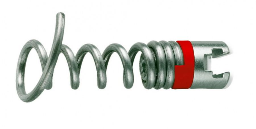 Spiralinis antgalis 16mm D=35, Rothenberger