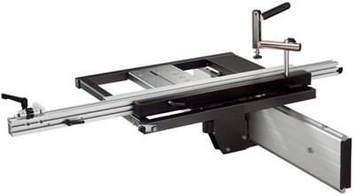 Sliding table carriage. Molda 3.0, Scheppach