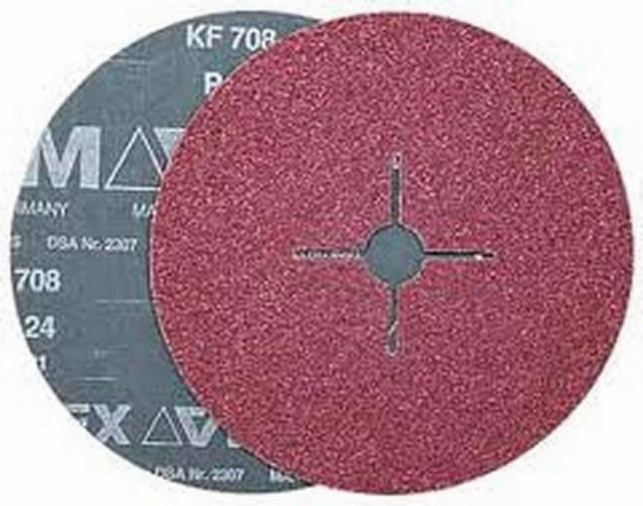 Fibro diskas 230mm A120 KF708, VSM