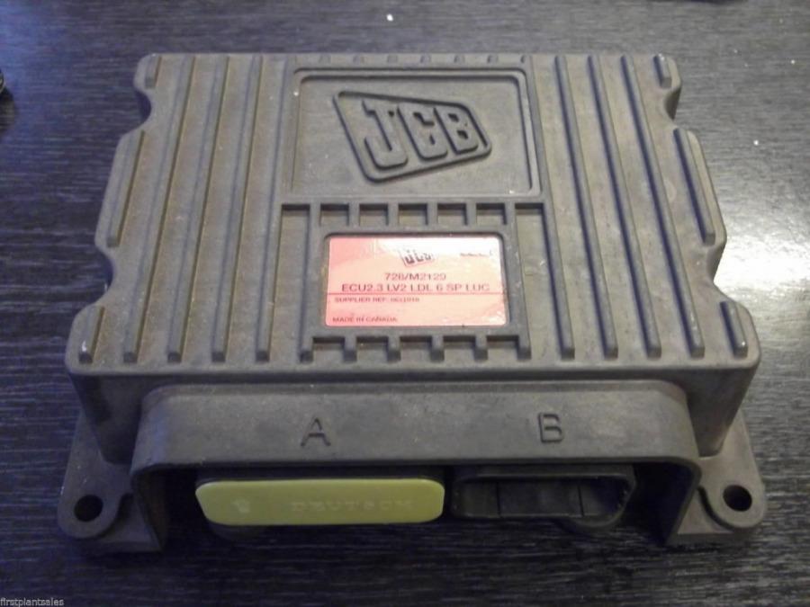 Kompjūters 6 ātrumi LUC Shiftmaster 2.3 LV2, JCB