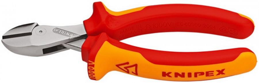 Žnyplės X-Cut 160mm VDE, Knipex