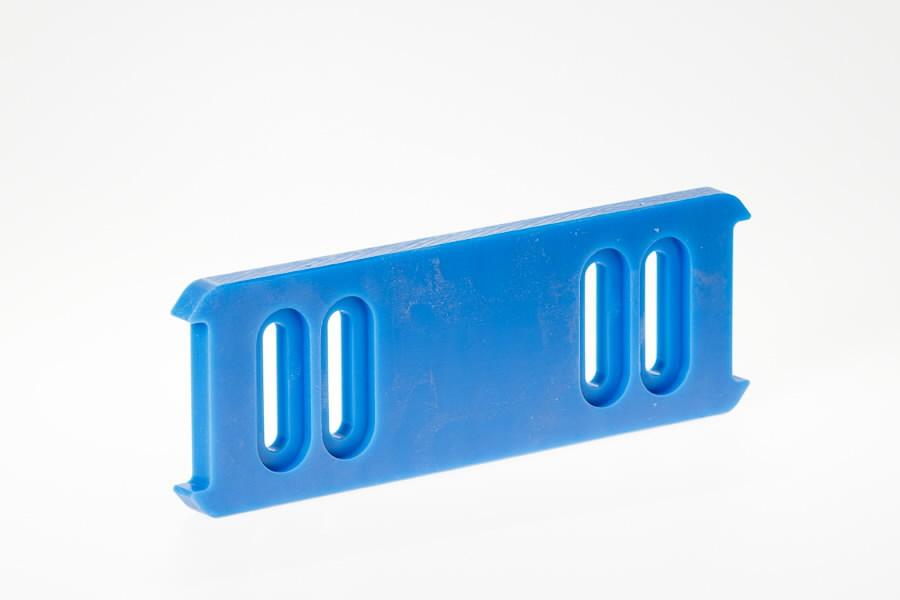 SHOE - SLIDE BLUE POLY HD 526,530,730, MTD